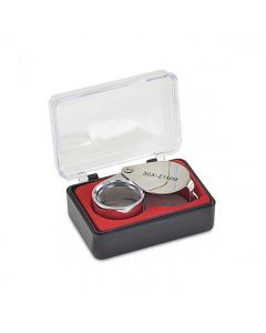 30X Oval Loupe 21mm