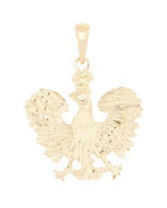Polish Eagle Charm