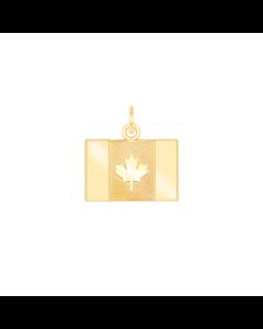 Canadian Flag Charm