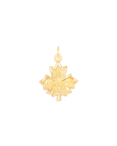 Canadian Maple Leaf Charm
