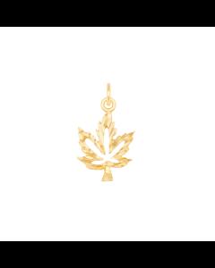 Small Maple Leaf Charm