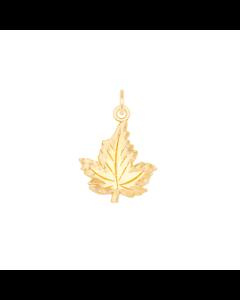 Small Maple Leaf Charm 2