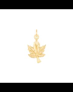 Small Maple Leaf Charm 3