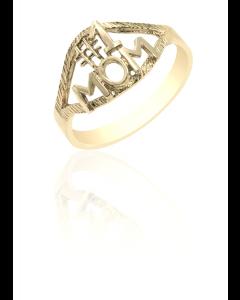 #1 Mom Ring