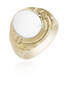 Signet Ring Oval