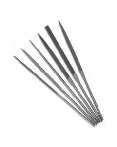 Swiss Pattern Needle File Set 7cm Cut 2