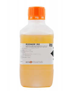 Berkem Black Rodium Bath 1 Gram RODINOR 202