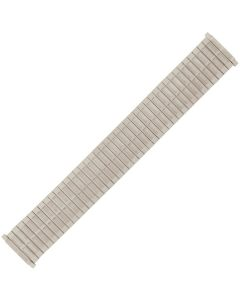 Stainless Steel 20-26mm Lipstick Style Expansion Watch Strap