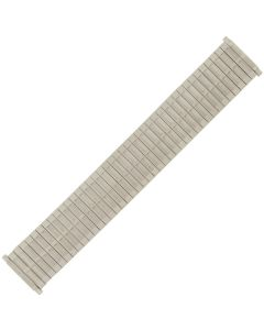 Stainless Steel 20-26mm Lipstick Style Expansion Watch Strap 24mm base