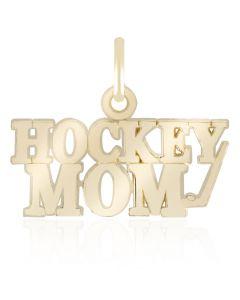 Hockey Mom Charm