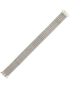 Stainless Steel Caterpillar Style Expansion Watch Strap