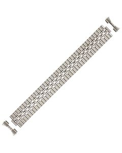 Steel Metal Glitter Style Expansion Watch Strap 20mm