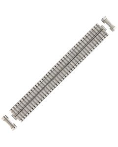 Steel Metal Lipstick Style Expansion Watch Strap 20mm
